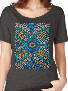 Psychedelic Street Art, Tel Aviv Women's Relaxed Fit T-Shirt