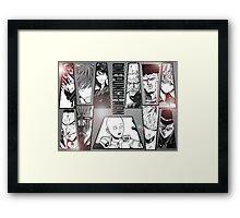 Hero Association Framed Print