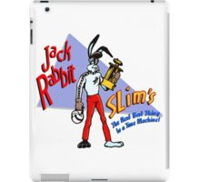 Jack Rabbit Slim's iPad Case/Skin