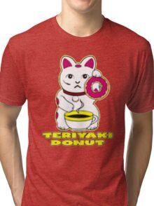 Teriyaki Donut Tri-blend T-Shirt