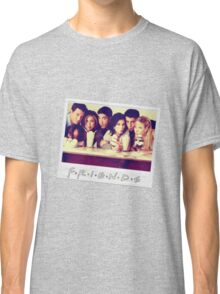 Friends --- Polaroid Group Photo Classic T-Shirt