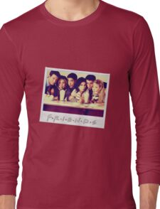 Friends --- Polaroid Group Photo Long Sleeve T-Shirt