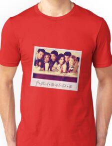 Friends --- Polaroid Group Photo Unisex T-Shirt