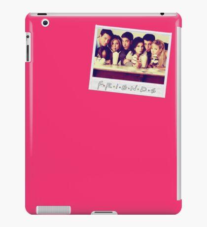 Friends --- Polaroid Group Photo iPad Case/Skin