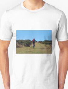 Enjoying Dartmoor Unisex T-Shirt