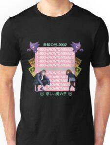 Yung Lean 1-800-IRONICMEMES Unisex T-Shirt