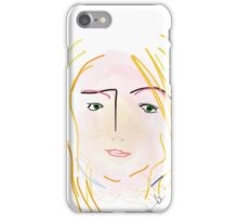 Soft painting 039 iPhone Case/Skin