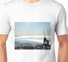 On the Sumit Snowdon Wales Unisex T-Shirt