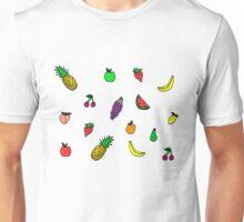 colourful fruit lovin' Unisex T-Shirt