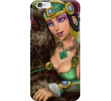 Awilix portrait - Smite iPhone Case/Skin