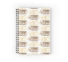 Yummy Biccies Spiral Notebook