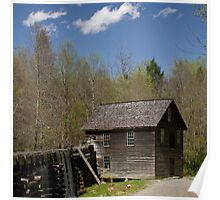 Ye Old Gristmill Poster