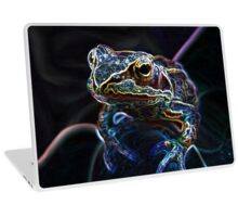 """""""All hail the hypno...frog?"""" Laptop Skin"""