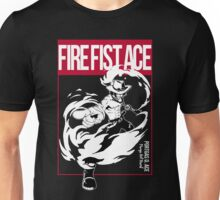 THIS IS MANGA - FIRE FIST ACE Unisex T-Shirt