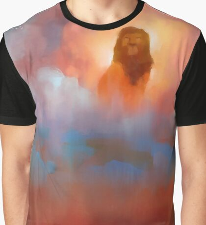 King in the sky Graphic T-Shirt