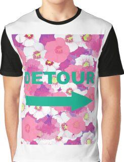 Detour Graphic T-Shirt