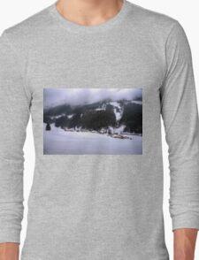 Saalbach, Austria Long Sleeve T-Shirt