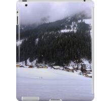 Saalbach, Austria iPad Case/Skin