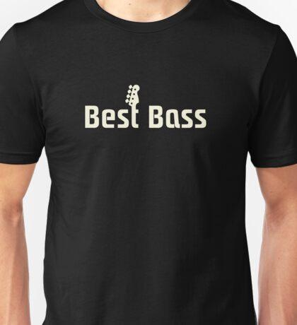 Best Bass Unisex T-Shirt