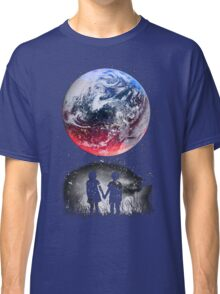 WATCH THE WORLD DIE Classic T-Shirt