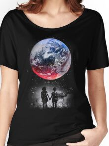 WATCH THE WORLD DIE Women's Relaxed Fit T-Shirt
