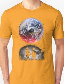 WATCH THE WORLD DIE Unisex T-Shirt