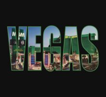 Vegas (MGM Grand) Kids Tee