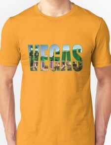 Vegas (MGM Grand) Unisex T-Shirt