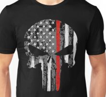 Punisher - Red Line Unisex T-Shirt