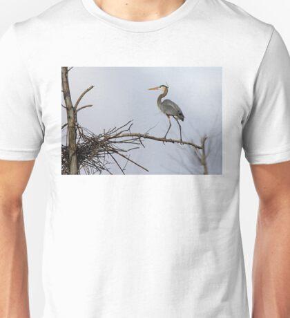 Heavenly Heron T-Shirt