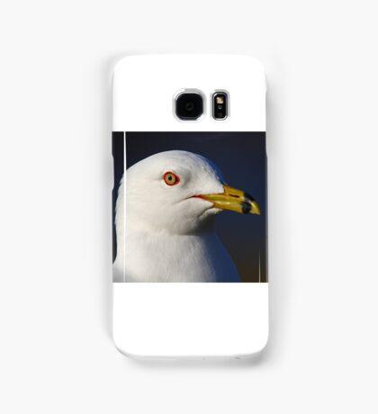 Ring-billed Gull Samsung Galaxy Case/Skin