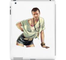 Grand Theft Auto V - Michael iPad Case/Skin