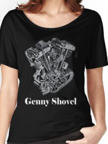 Genny Shovel Women's Relaxed Fit T-Shirt