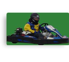 Kart MG Canvas Print