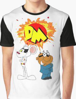 Danger Mouse Graphic T-Shirt