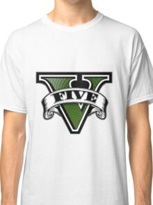 Grand Theft Auto V Classic T-Shirt