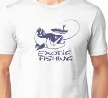 exotic fishing Unisex T-Shirt