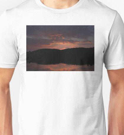 Lake view sunrise T-Shirt