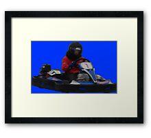 kart GS Framed Print