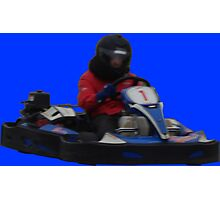kart GS Photographic Print