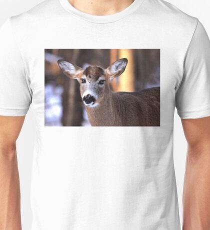 Bright eyes - White-tailed Deer T-Shirt