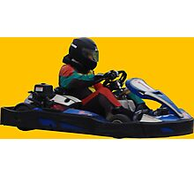 Kart TC Photographic Print