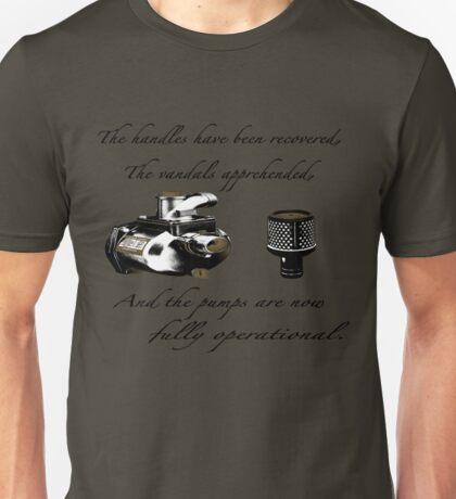 Subterranean Homesick Browns Unisex T-Shirt