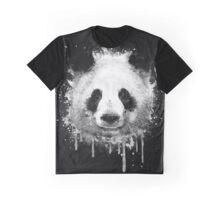PAINTED PANDA Graphic T-Shirt