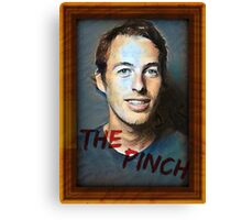 The Pinch- Jake and Amir Canvas Print
