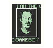 THE GAMEBOY- Jake and Amir Art Print