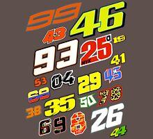 MotoGP Rider Numbers - 2016 T-Shirt