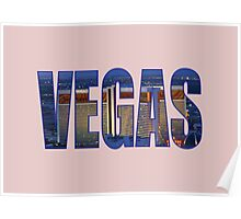 Vegas (Mirage) Poster