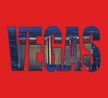 Vegas (Mirage) One Piece - Short Sleeve
