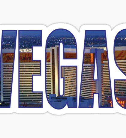 Vegas (Mirage) Sticker